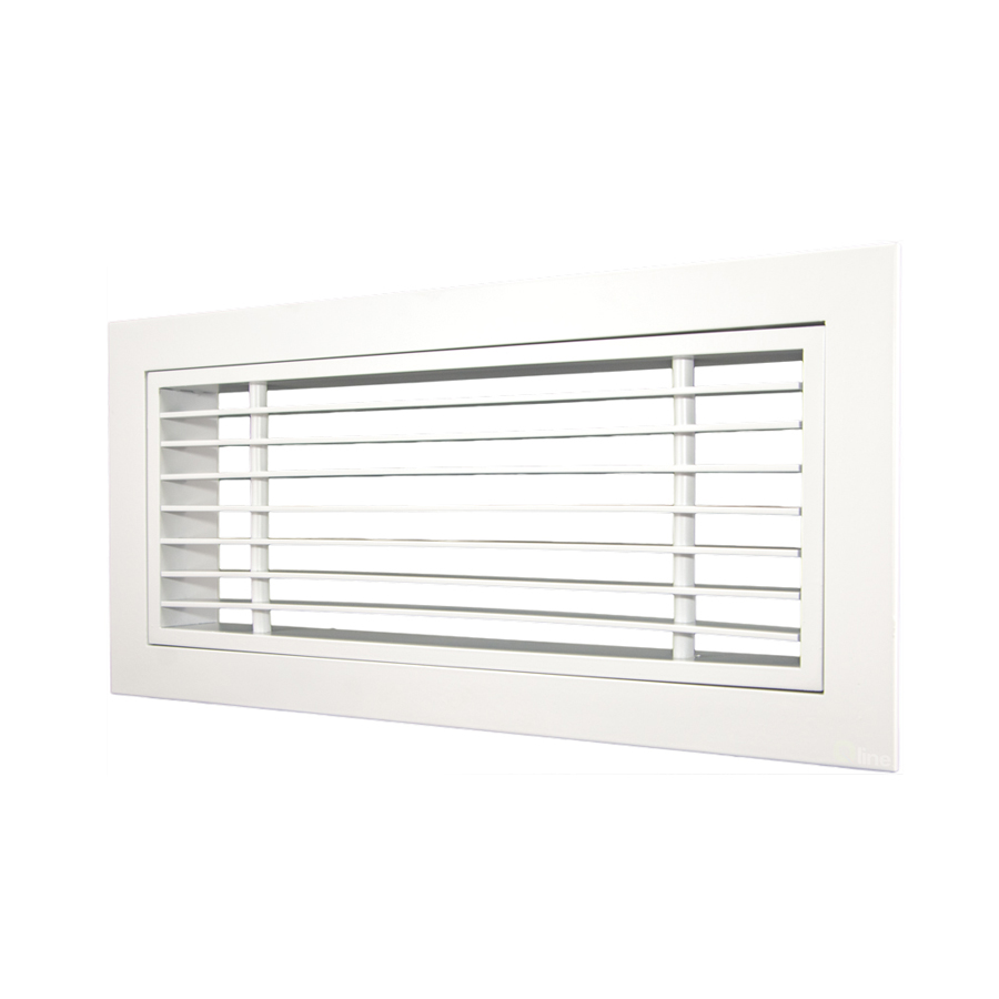 STOCKED RANGE Removable Core Bar Grilles - Quality Air Equipment