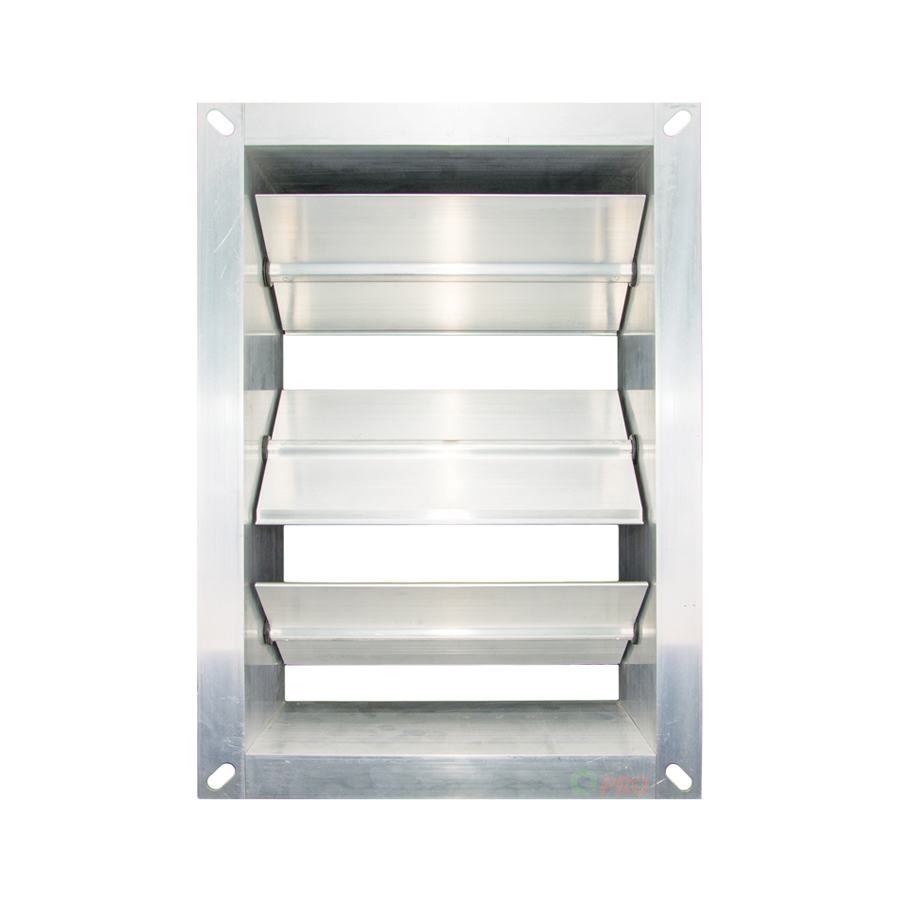 MANUFACTURED RANGE Volume Control Damper - Quality Air