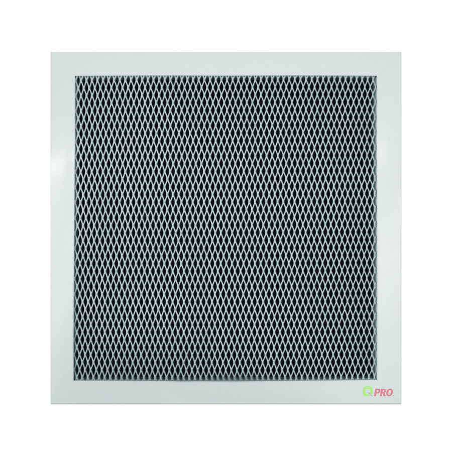 MANUFACTURED RANGEExpanded Mesh Grille - Quality Air