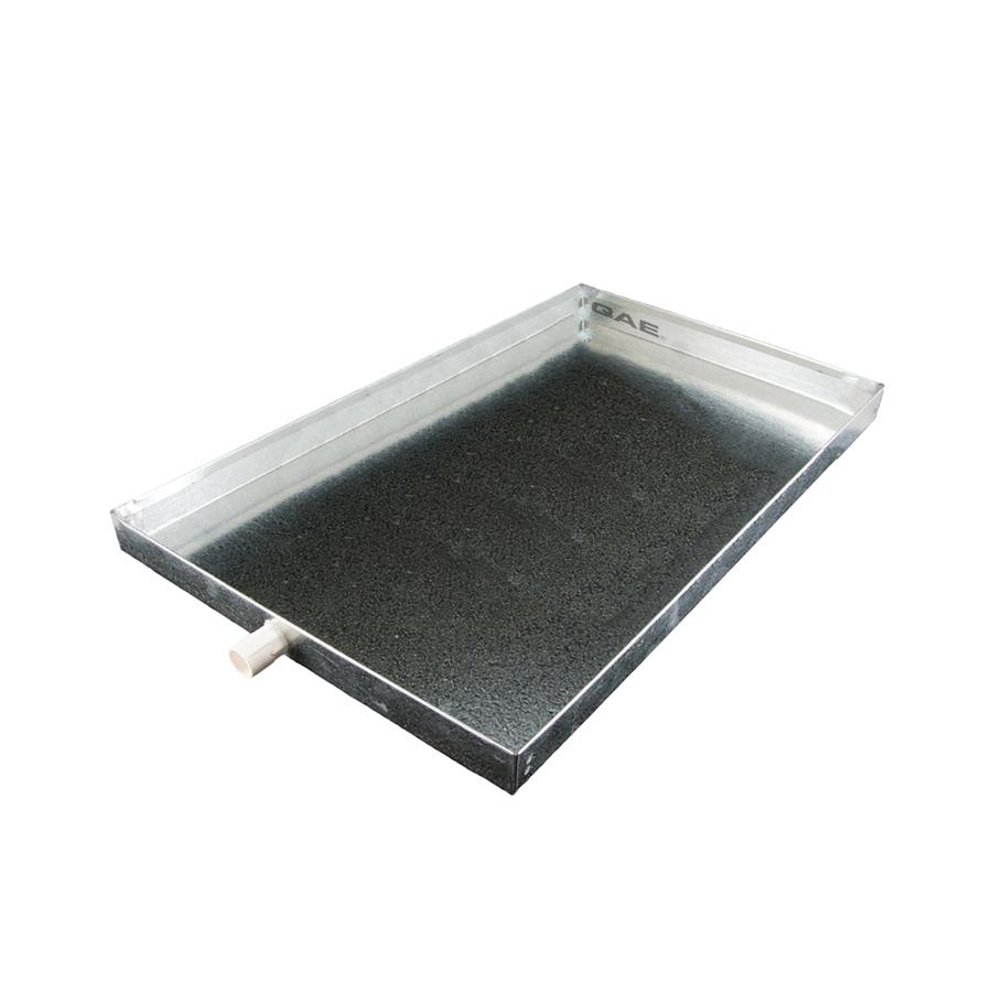 Sheet Metal Drip Trays 40mm High Quality Air Equipment